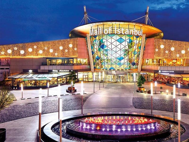 Snr Spor Mall Of İstanbul Alışveriş Merkezi şube